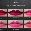 ONE LIQUID MATTE LIP COLOR1-6.1